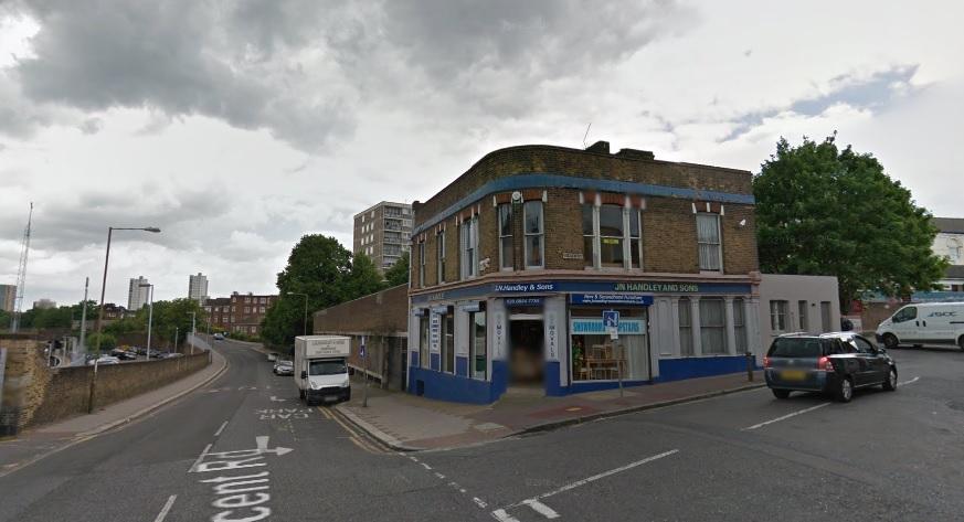 Another bit of old Woolwich to die? Flats proposed near station