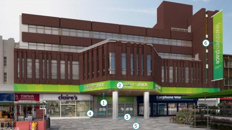 Lewisham Shopping Centre to be upgraded and renamed Lewisham Place