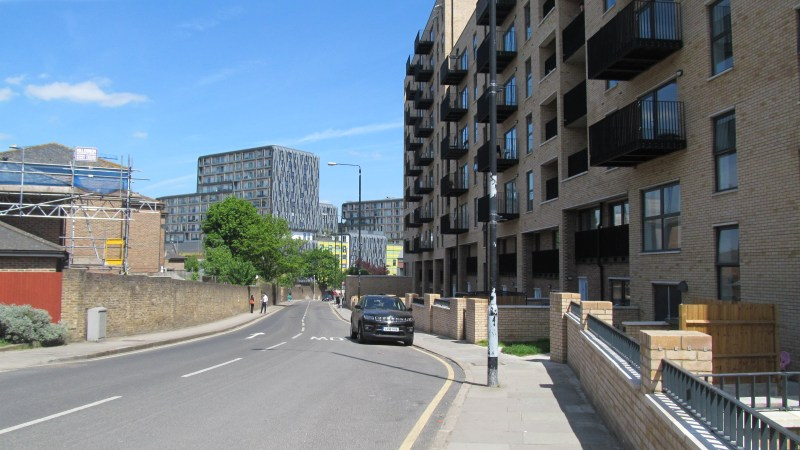 Shared ownership units fail to sell at Woolwich estate redevelopment