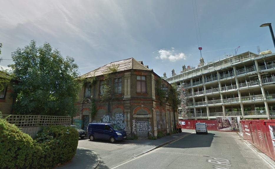 Deptford Victorian building refurb proposed
