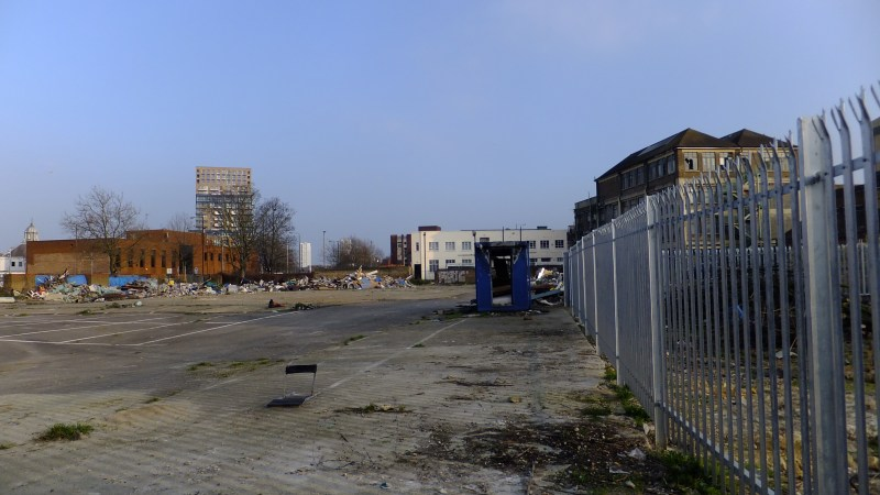 Consultation on over 600 homes at former Woolwich Poly school site