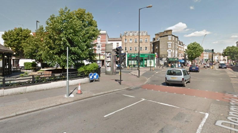 Another stabbing in Camberwell in last hour