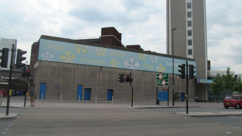 Lewisham shopping centre demolition and rebuild is on the cards