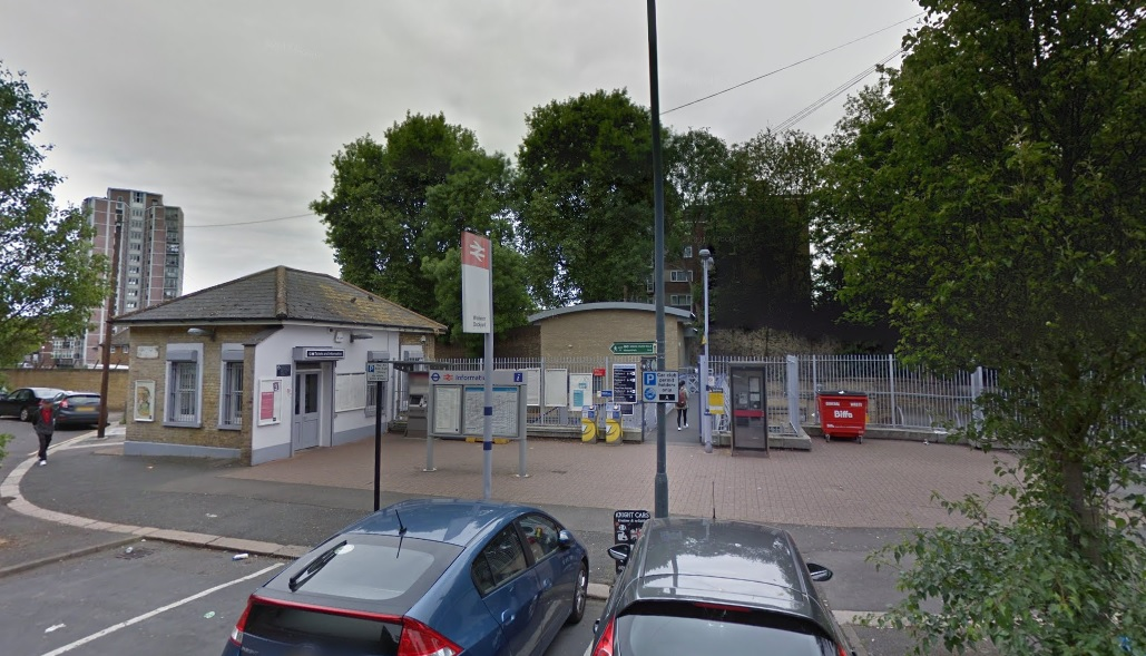 Four robberies in three days reported around Woolwich Dockyard station