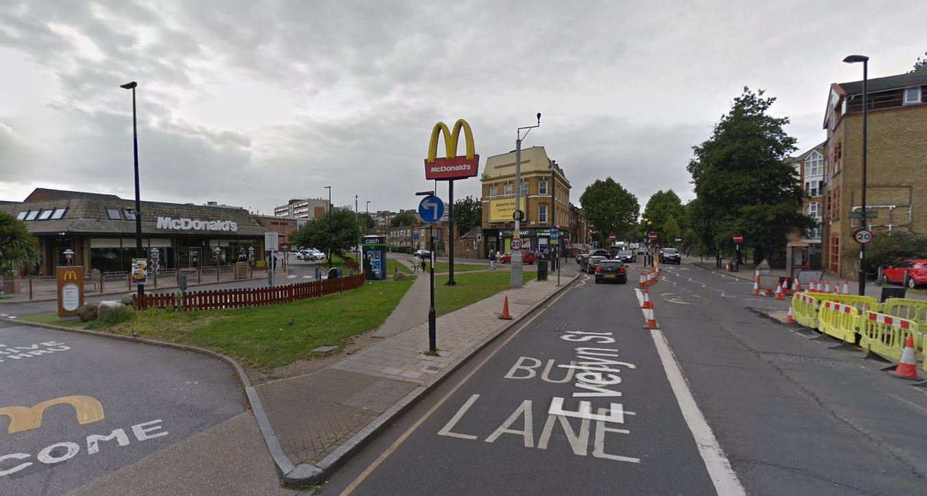 Cyclist dies after Deptford collision