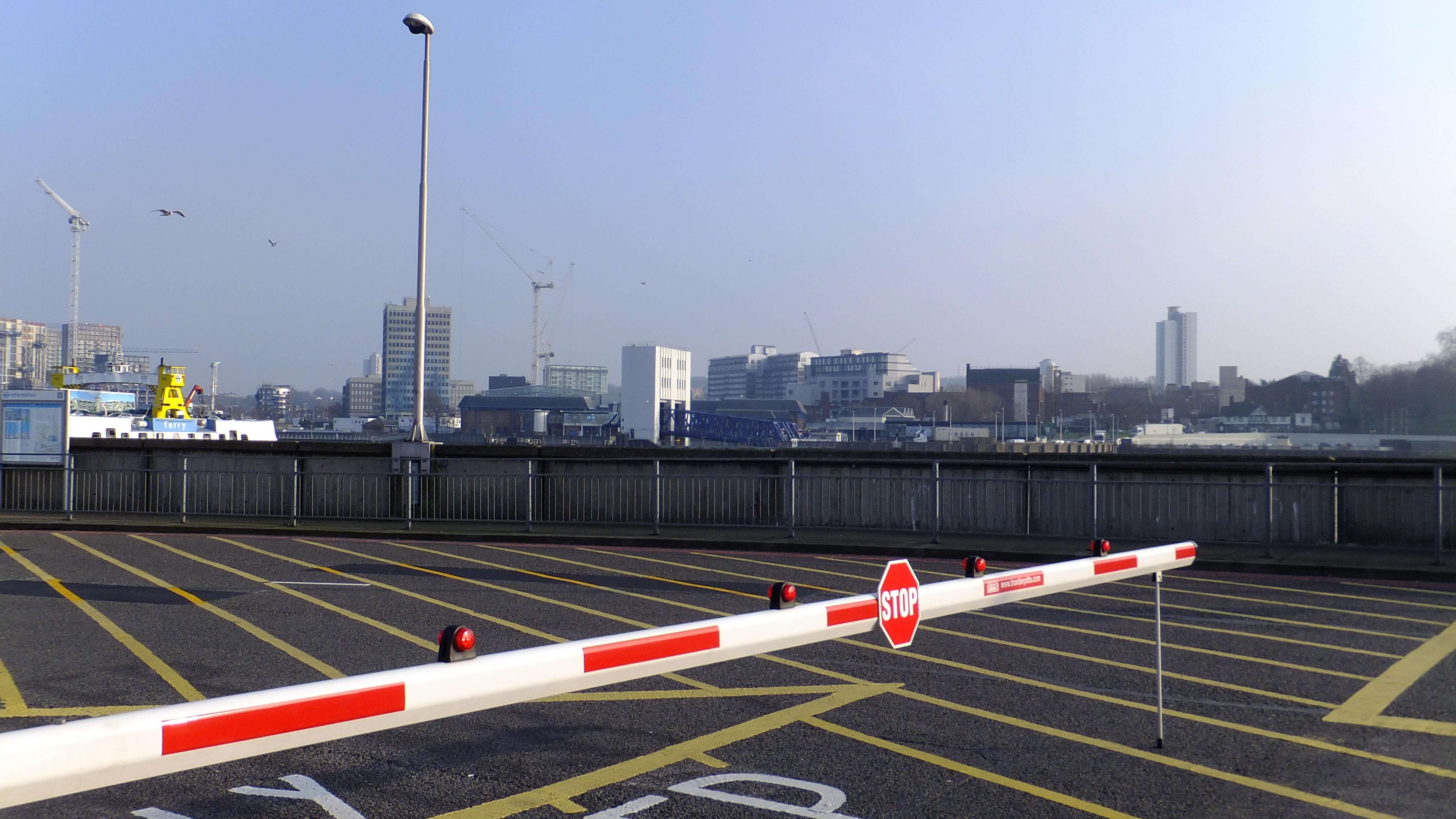 New Woolwich Ferry: Disastrous introduction and silence from TfL