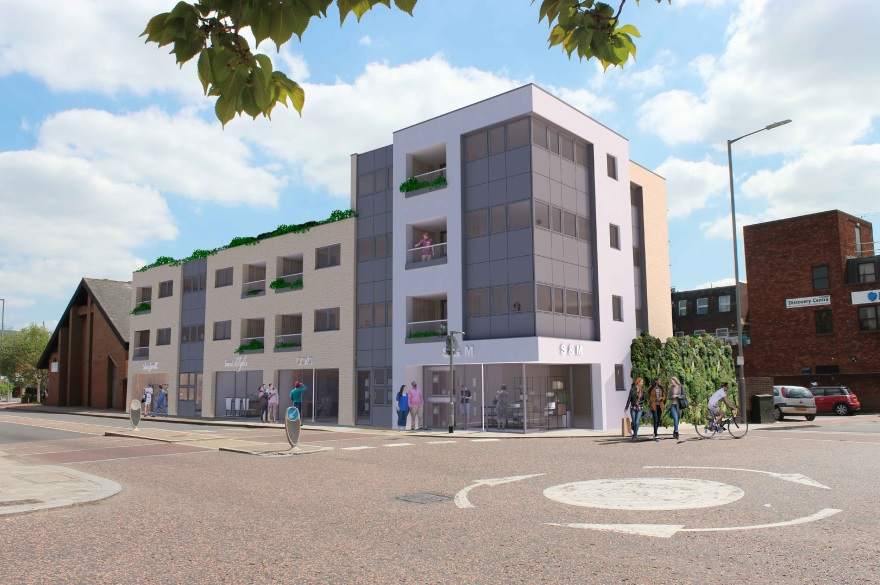 New shops and flats planned at Mothercare site in Bexleyheath
