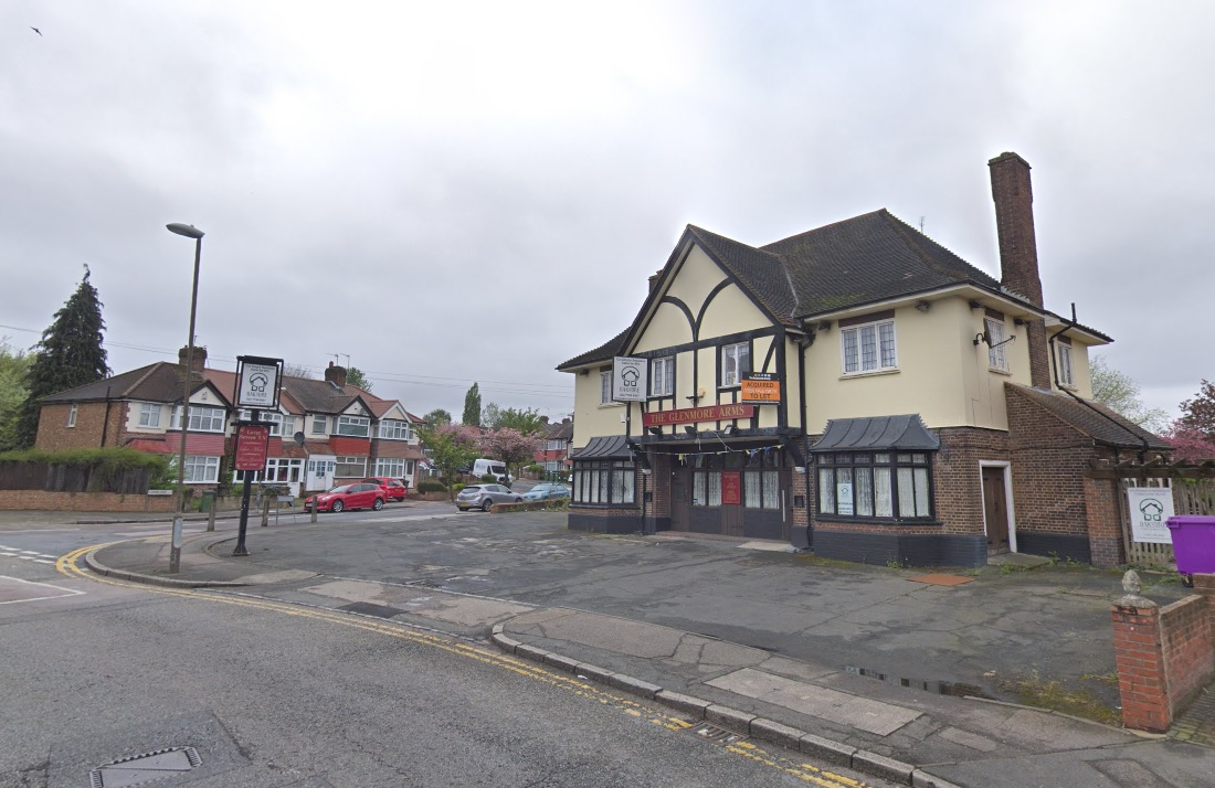 Goodbye to another pub? Flats plan for Glenmore Arms in Plumstead
