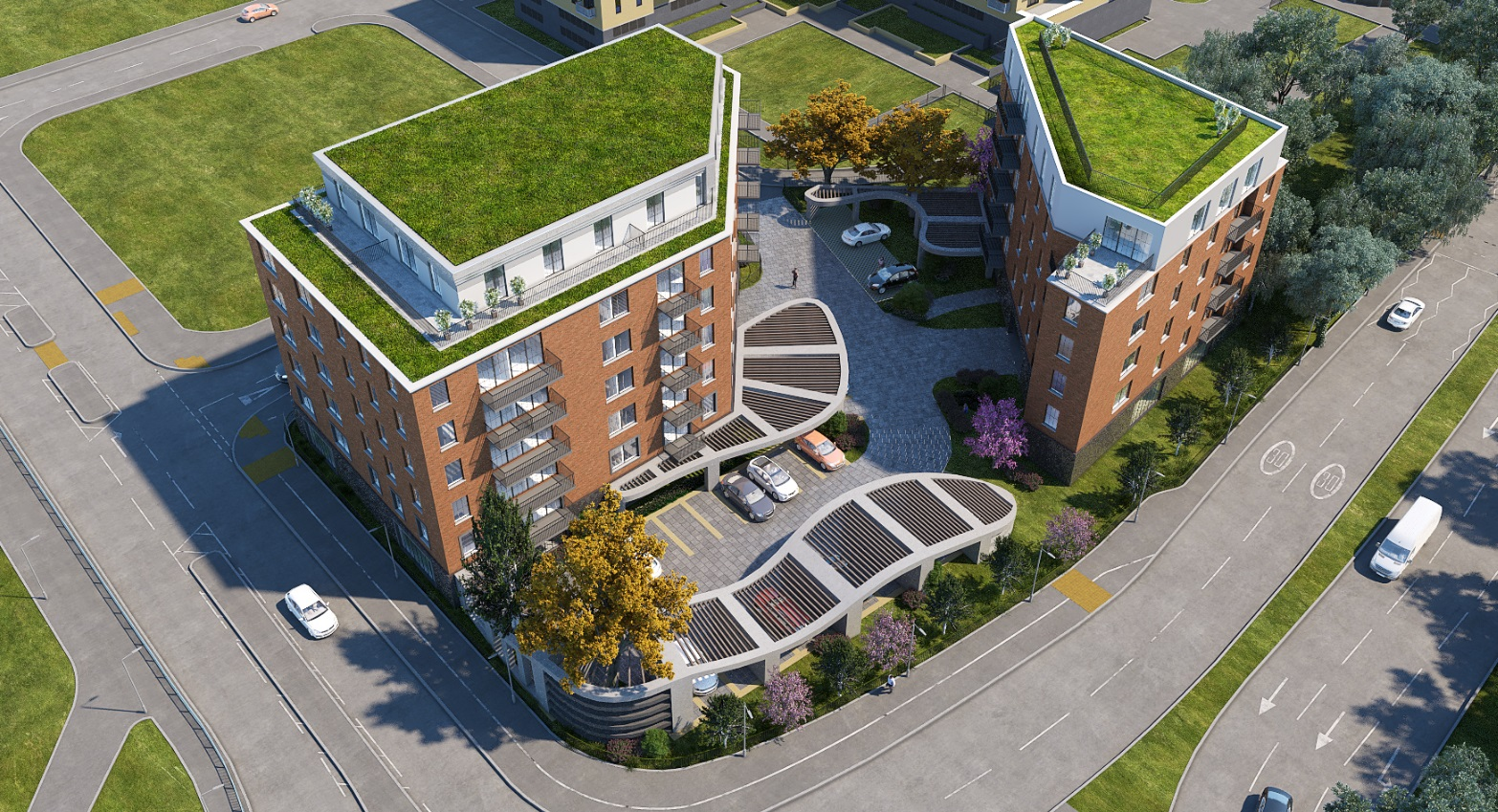 New block of flats in Belvedere approved near Lidl and Travelodge