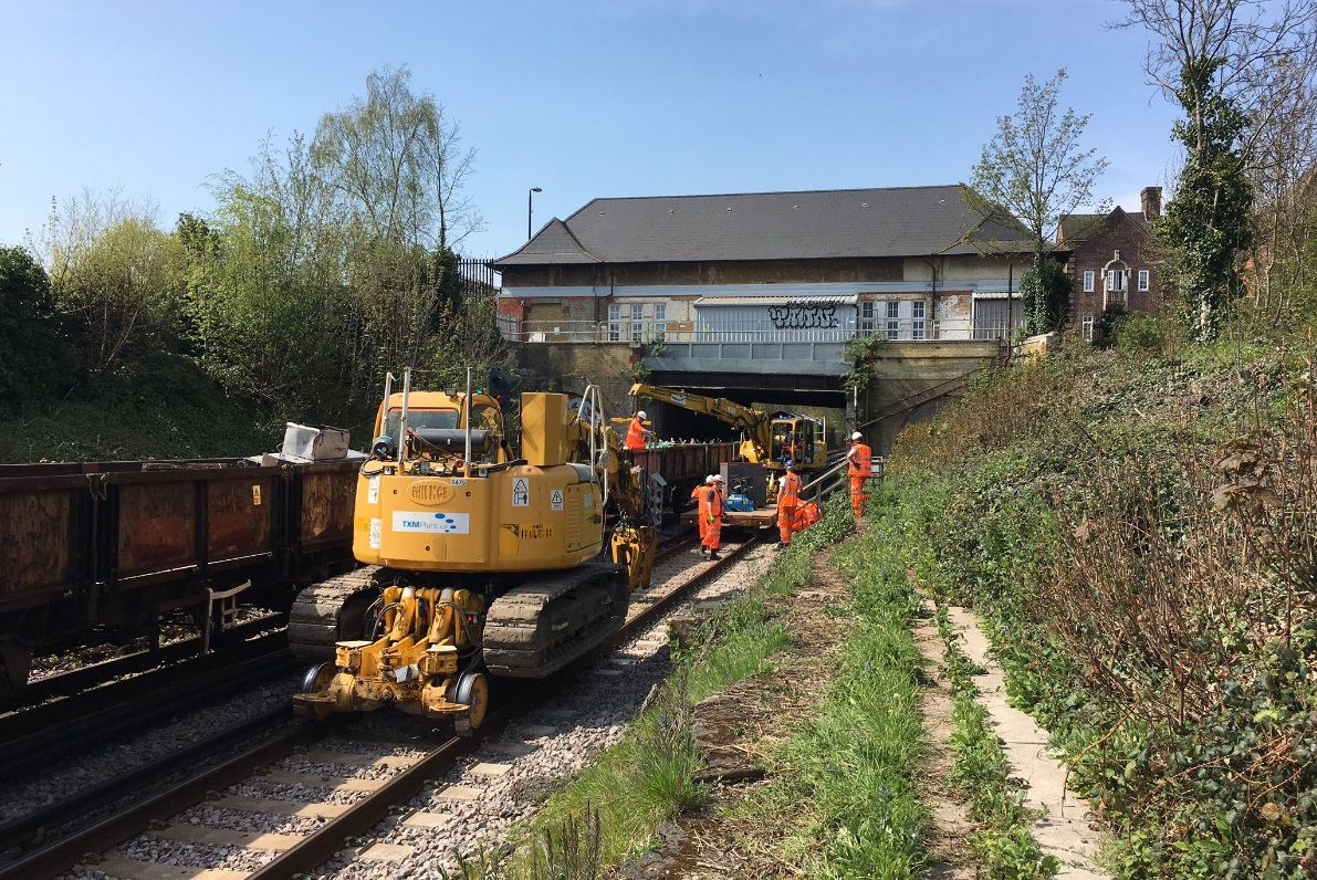 Rail upgrade offers a look at Eltham Park station which closed in the 1980s