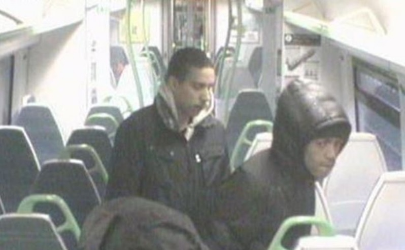 Police appeal after train attacks
