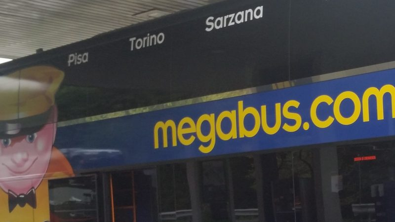 Megabus launch coach service from Greenwich to Kent