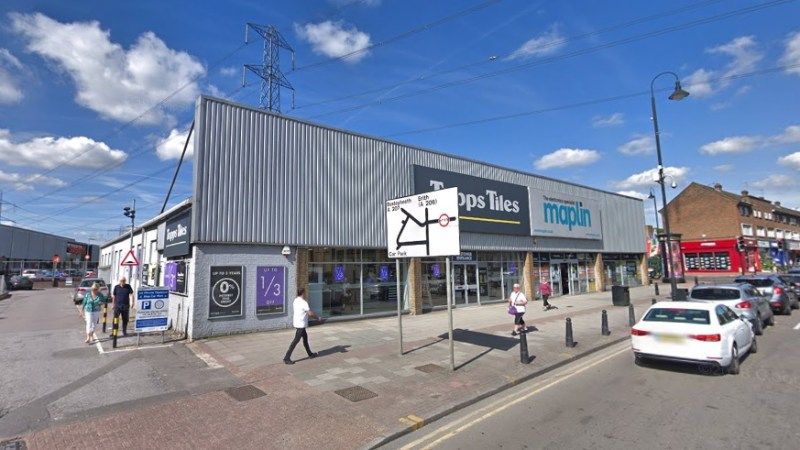 Gym planned in Crayford Town Centre at former Maplin site