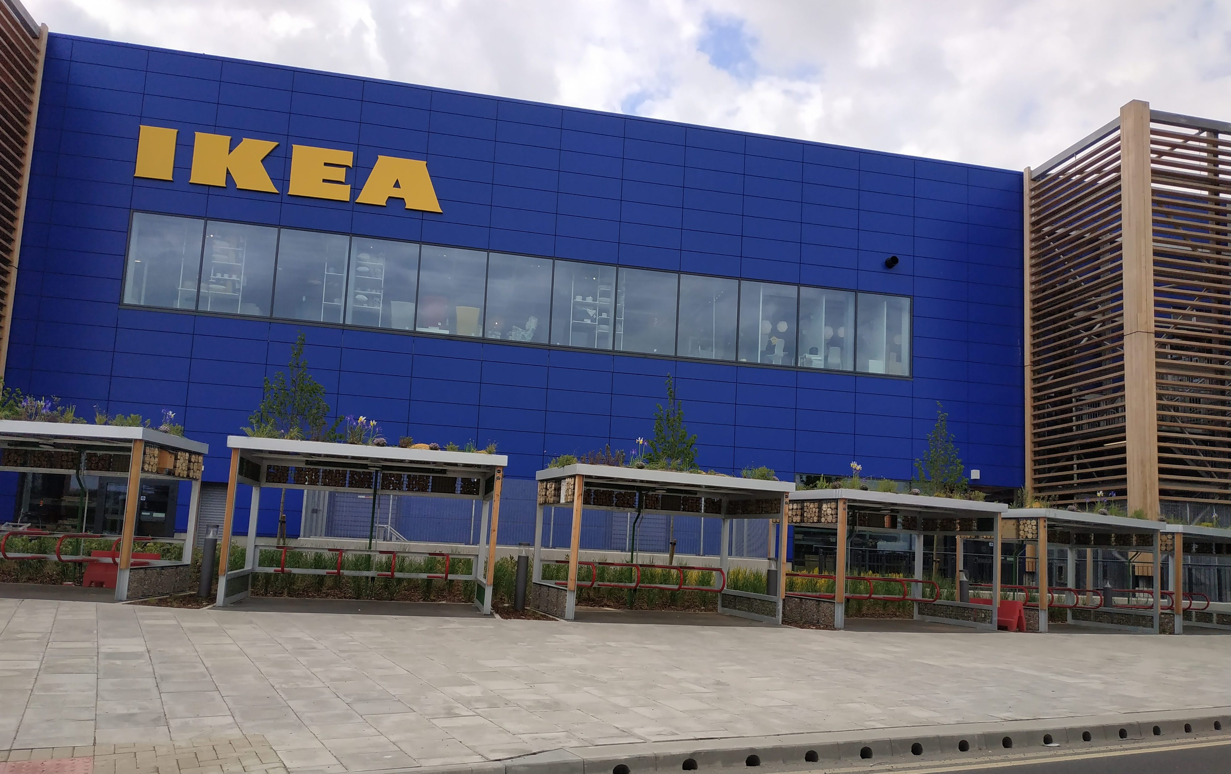 Ikea Greenwich street improvements still AWOL three months on