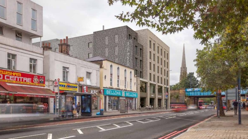 Lewisham High Street hotel plans approved
