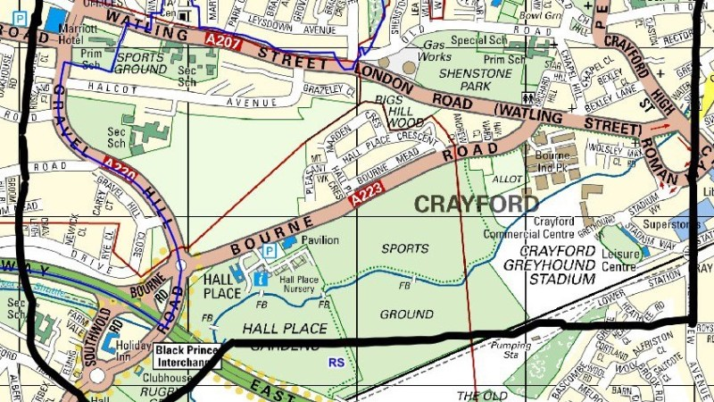 Police given dispersal powers covering Bexleyheath and Crayford
