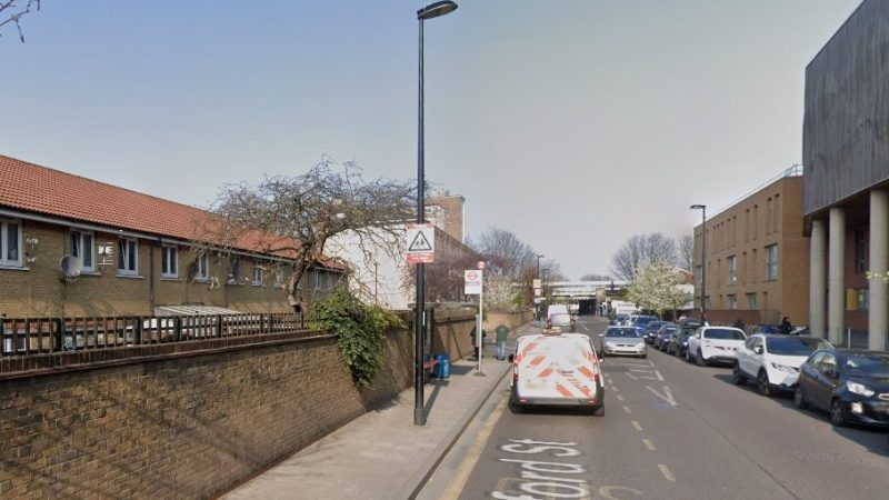 Two teens stabbed near Deptford Green school