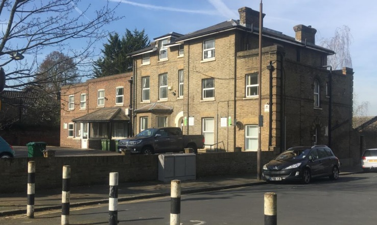 Former Eltham doctors surgery used as 17-room House of Multiple Occupation