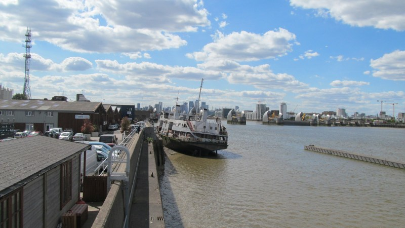 New Thames Clipper pier at Royal Wharf to open end of September [EDIT: It didn't]