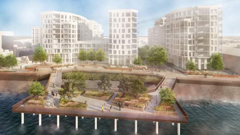 Plans submitted for major Charlton development named Herringham Quarter