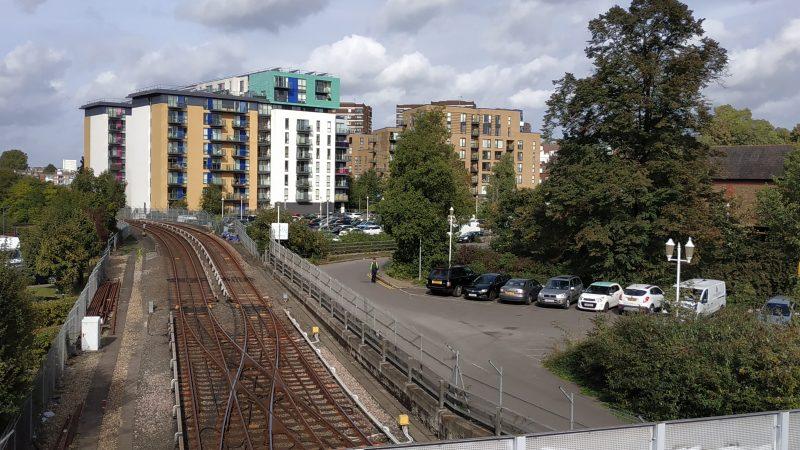 Lewisham Tesco tower sees work begin