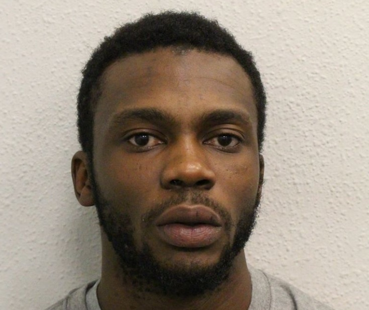 Man jailed after police rail operation