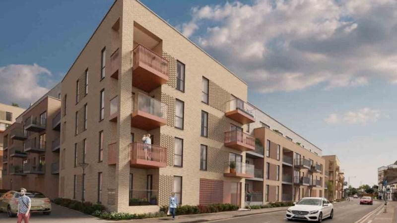 Hundreds of flats approved in Dartford