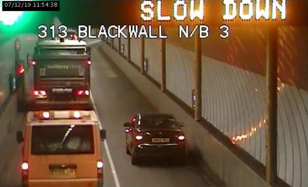 Blackwall Tunnel blocked – and Woolwich ferry closed