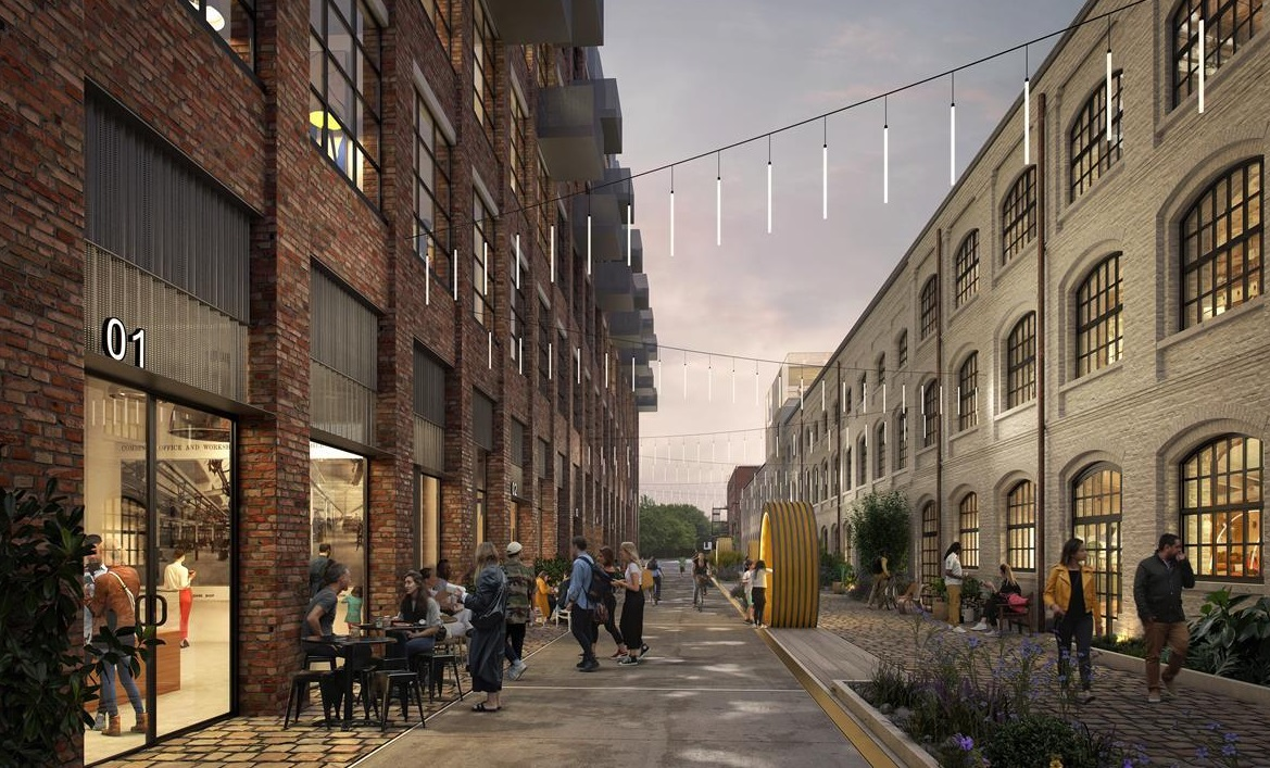 Plans submitted for 492 homes in Woolwich / Charlton (not Greenwich)