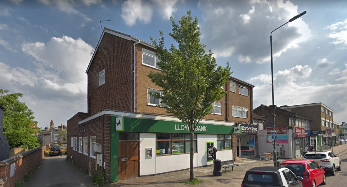 Lloyds Bank announces south east London closures