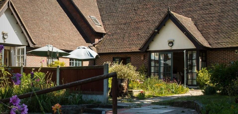 Greenwich & Bexley community hospice van stolen