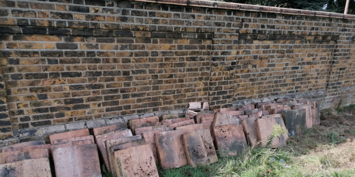 Thieves again target Woolwich Cemetery