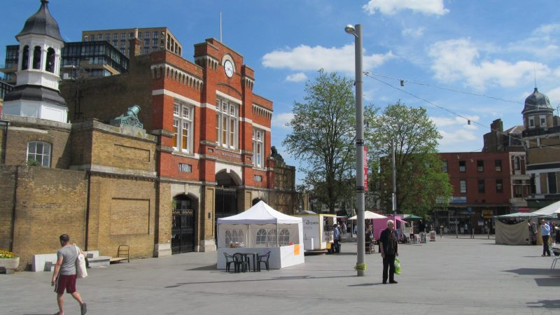 Woolwich market changes: New performance space and stalls proposed at Beresford Square