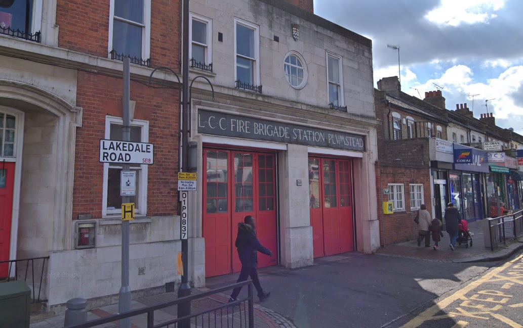 Plumstead fire station: No closure as refurbishment and extension planned