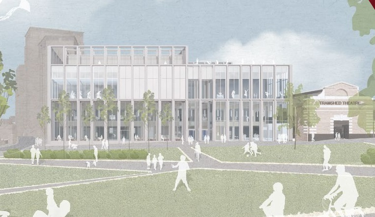 New Woolwich leisure centre: Greenwich reveal design