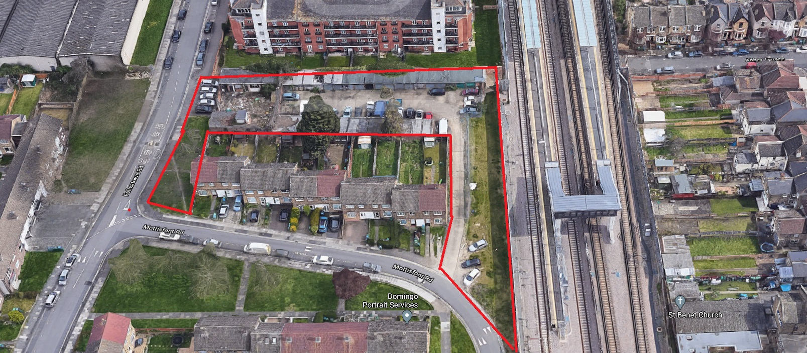 Greenwich Council agree housing plot transfer to Community Land Trusts