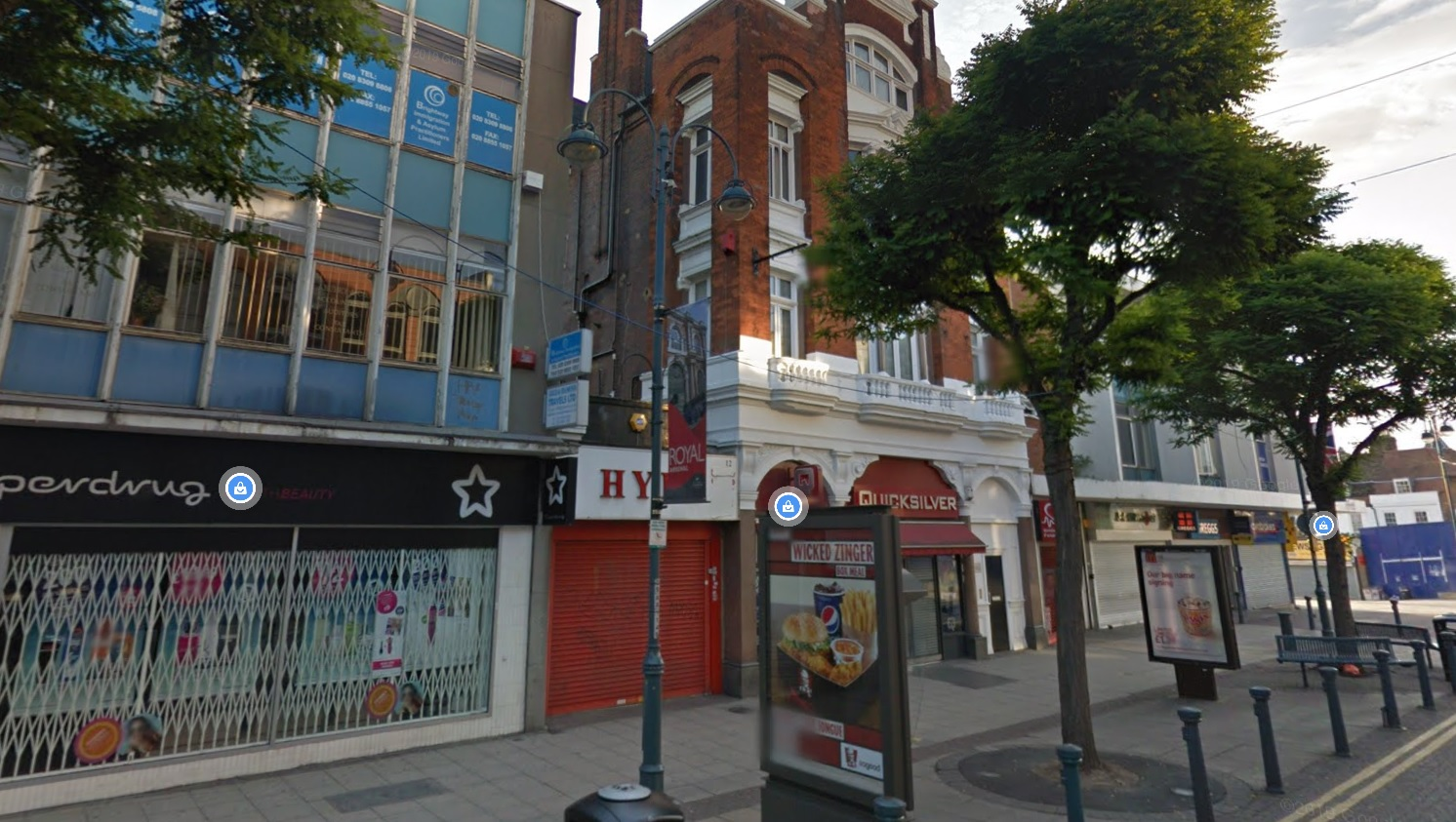 Woolwich shop demolition proposed at Powis Street