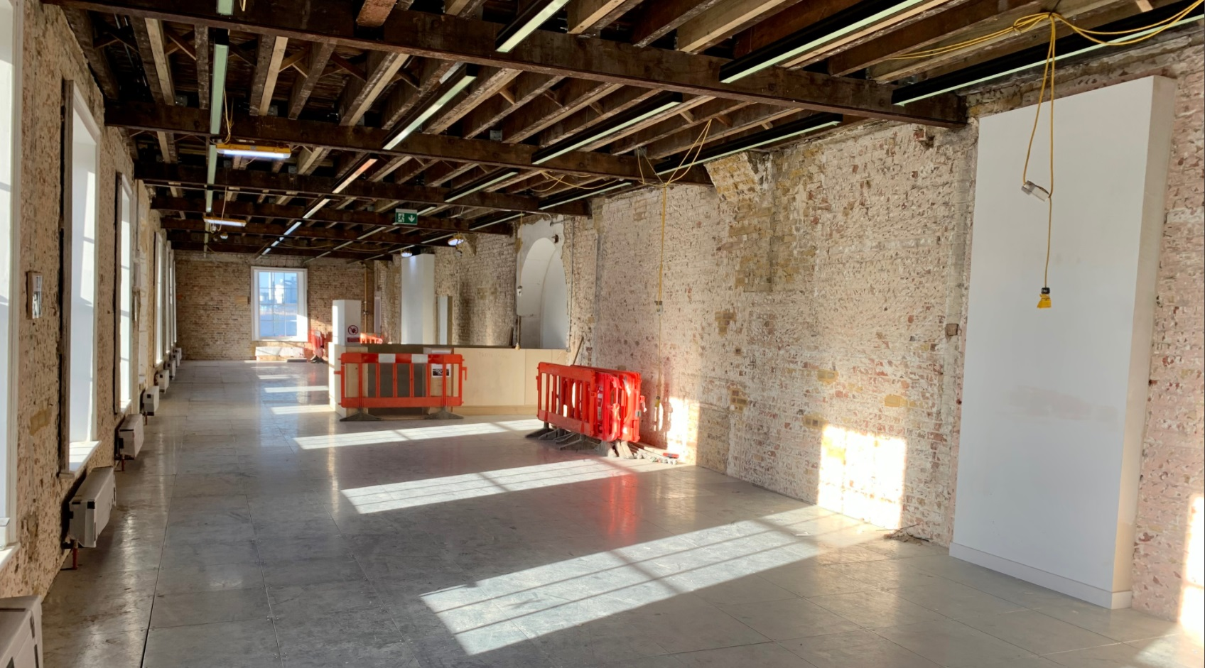 Woolwich Works cultural centre reveals images: Spring 2021 opening planned