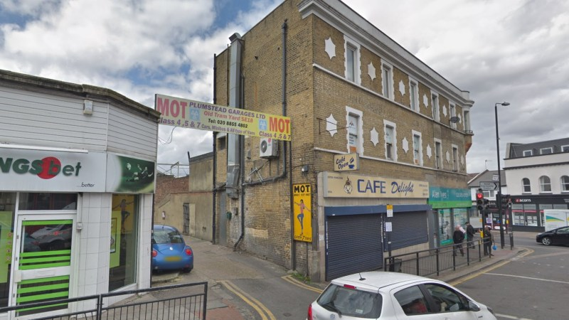 New Plumstead homes planned on Lakedale Road near High Street