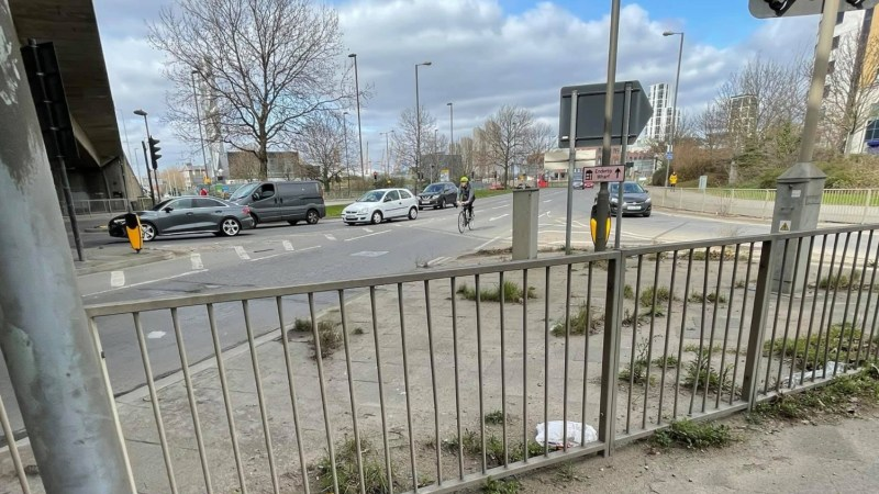Greenwich residents set out to improve area under and around Greenwich flyover