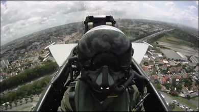Photo of Eurofighter Typhoon: HD cockpit footage