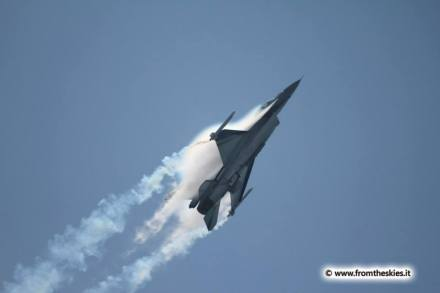 F-16 Belgian Air Force - Roma International Air Show 2014