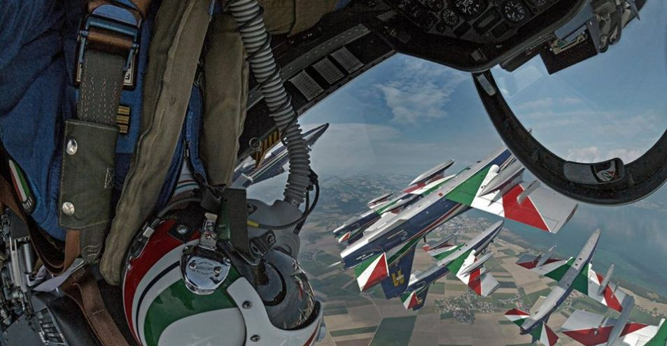 Calendario Frecce Tricolori 2020.Air Show 2019 In Italia Calendario Eventi Aeronautici