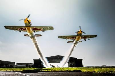 matadors aerobatic team barnstorming
