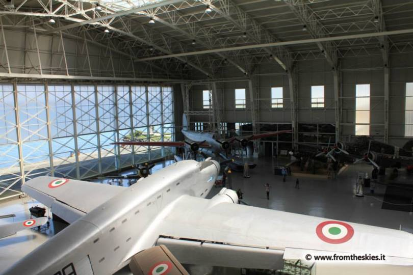 museo storico aeronautica militare - vigna di valle - Hangar Badoni