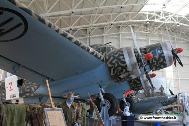 museo storico aeronautica militare - vigna di valle - s.79 sparviero