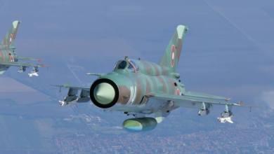 "Photo of In volo con i MiG-21 ""Fishbed"" bulgari"