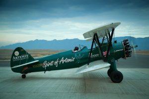 Boeing B75N1 Stearman - Spirit of Artemis