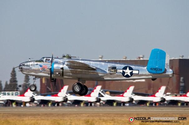 Capital Air Show 2015 - B-25