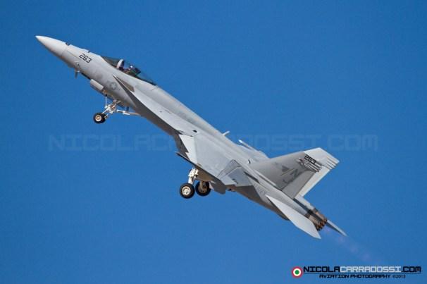 Capital Air Show 2015 - F-18 2